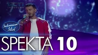 Download Video JONATAN CERRADA - LELAKI LAIN DI HATI - Spekta Show Top 6 - Indonesian Idol 2018 MP3 3GP MP4