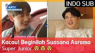Kacau! Beginilah Suasana Asrama Super Junior ???#SuperTV ??S…