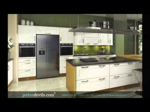 Fitted Kitchens | Kitchen Reviews & Kitchen Prices at PriceDevils.Com