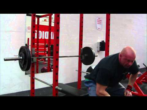 DVTV: chest and bis - bit of reworking