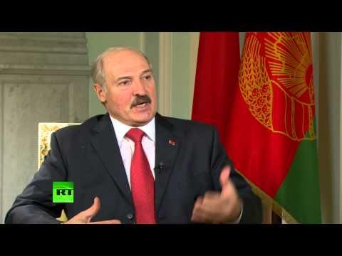 Лукашенко: «Я не буду передавать власть родным»