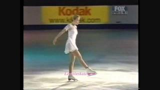 Tara Lipinski: 99/00 Grand Slam 2 - Dreamcatcher