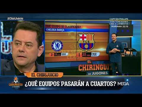 Real Madrid, Barça y Manchester United SE CLASIFICARÁN para los CUARTOS de la Champions League