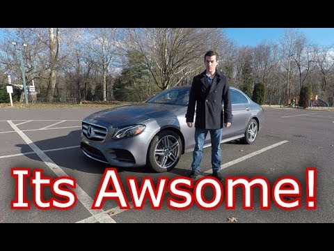 2018 Mercedes Benz E Class E300 review