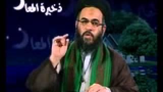 الاستاذ عادل العلوي ذخیرة المعاد رمضان اليوم 14