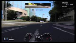 Gran Turismo 5 Tokyo R246 Formula Gran Turismo