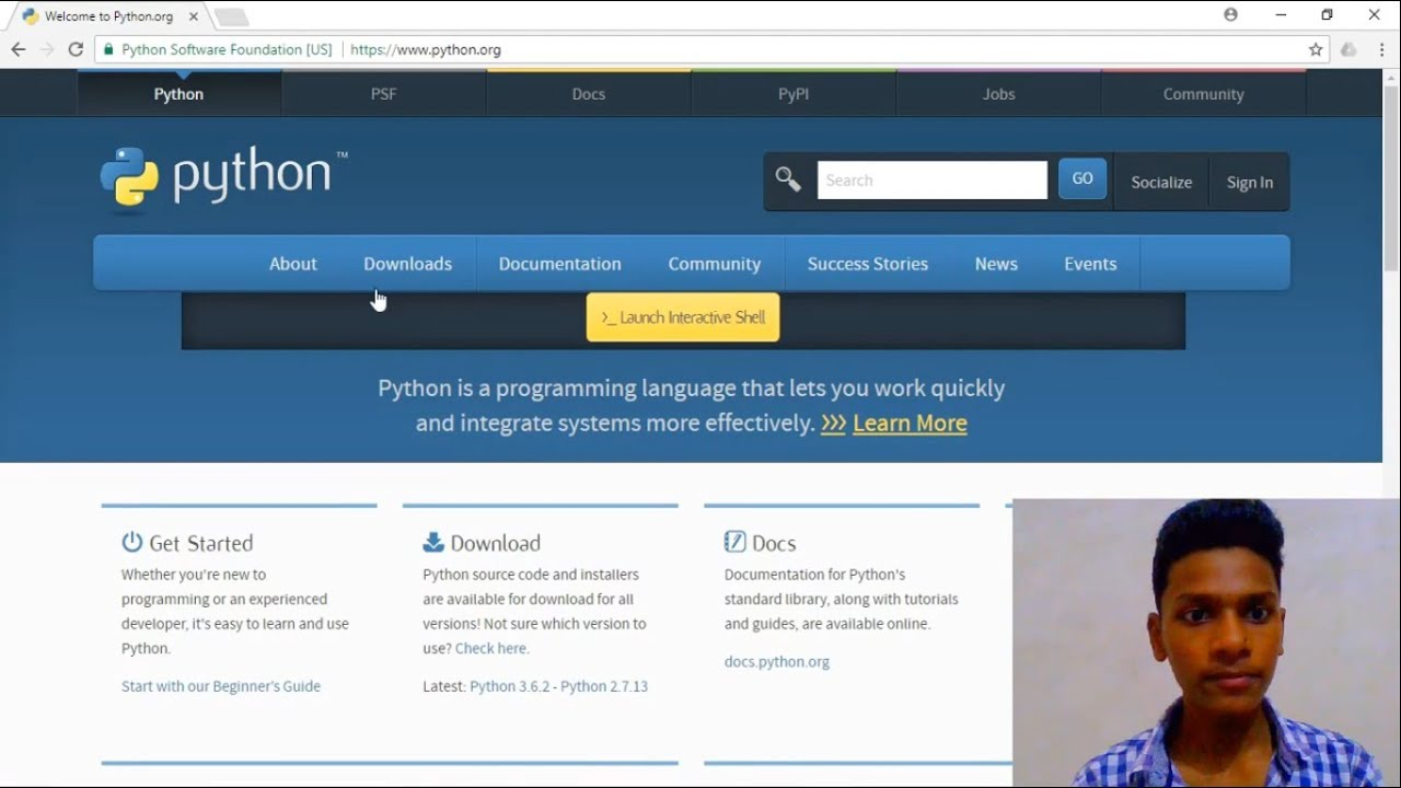 Google Speech API with Python - How to open a URL through your Voice in  Chrome Browser!