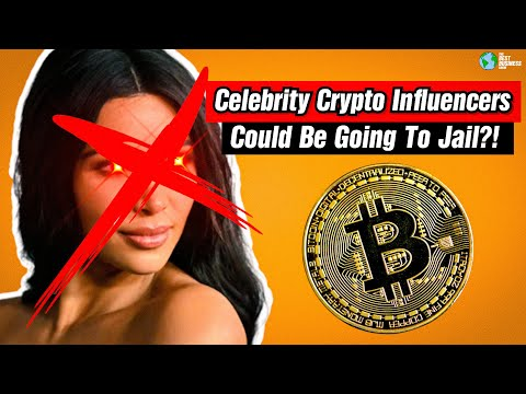 Celebrity Crypto Influencers Could Be Going To Jail?