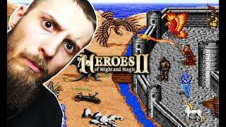 Heroes II of M&M /ROLAND [PL] #3 ???? - PRAWDZIWA WOJNA! - Na żywo