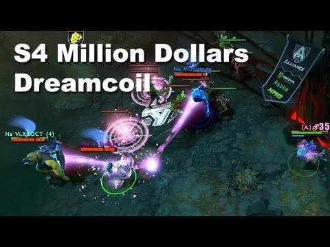 S4 Puck Million Dollars Dreamcoil - Alliance vs Na'Vi International 3 Final