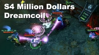 S4 Puck Million Dollars Dreamcoil - Alliance vs Na