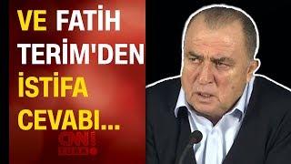 Fatih Terim'den 2-2'lik Ankaragücü maçı sonrası çok konuşulacak sözler...
