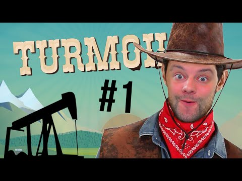 TURMOIL #1 - NEW OIL BARON IN TOWN