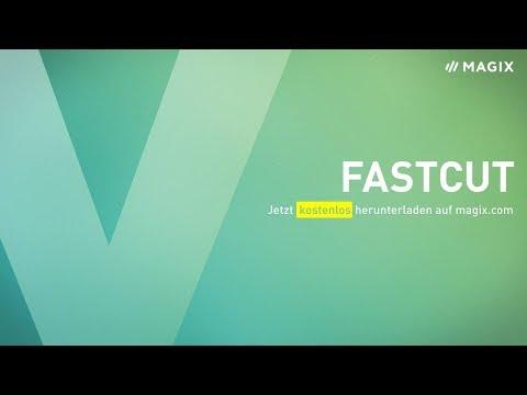 MAGIX Fastcut  – Dein kostenloses Video-Schnittprogramm