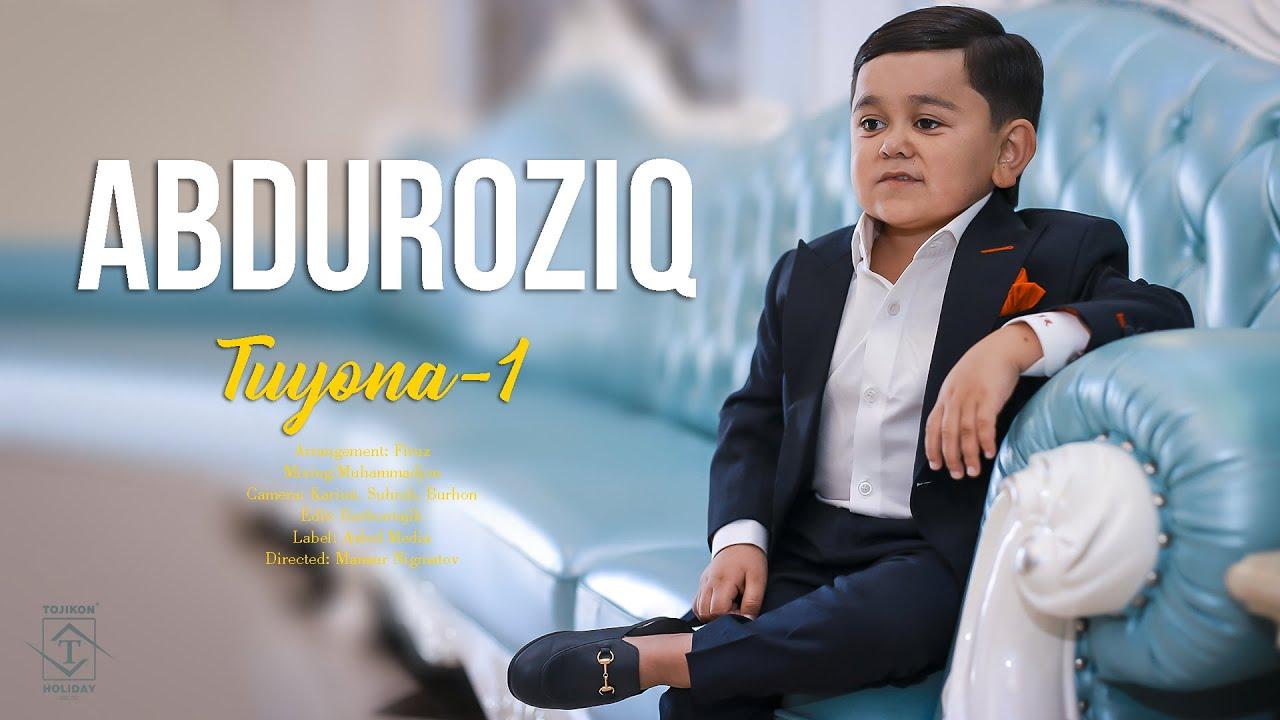 ABDUROZIQ | TUYONA-1 | Абдурозиқ Туёна-1