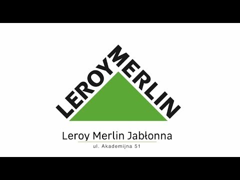 Sklep Leroy Merlin Jabłonna Już Otwarty