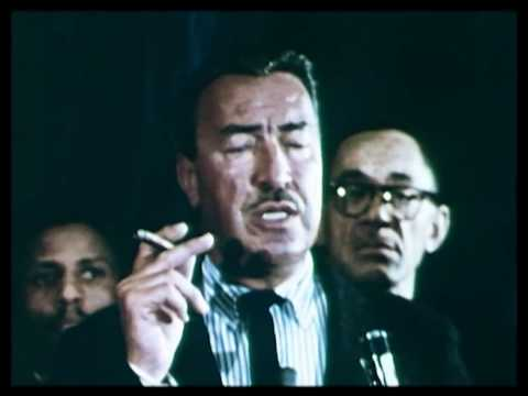 Adam Clayton Powell unseated 1967