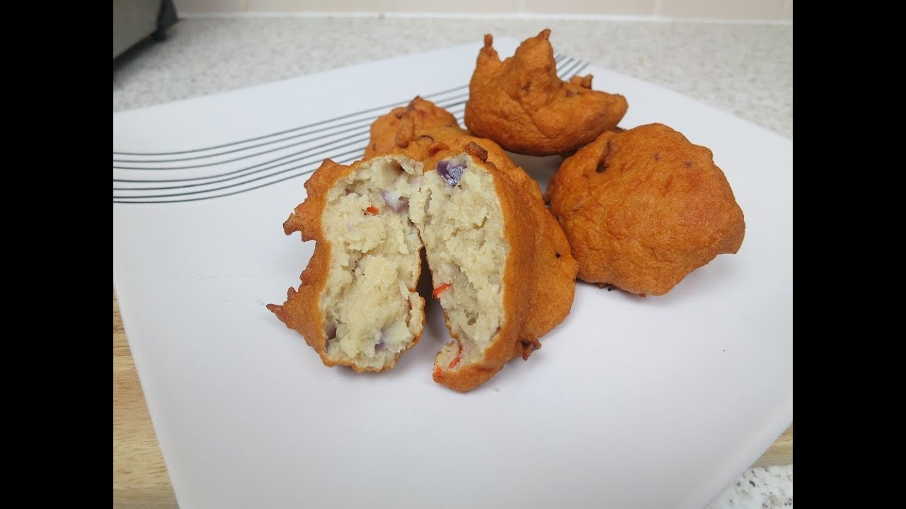 How To Make Bean Cake Akara