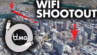WiFi Shootout: O.MG Cable vs Smartphone