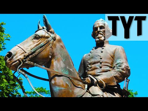 State Punishes City Over Racist Monuments