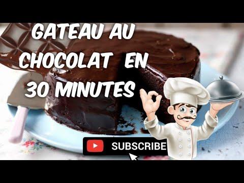 gâteau au chocolat  Ask Pat!!!