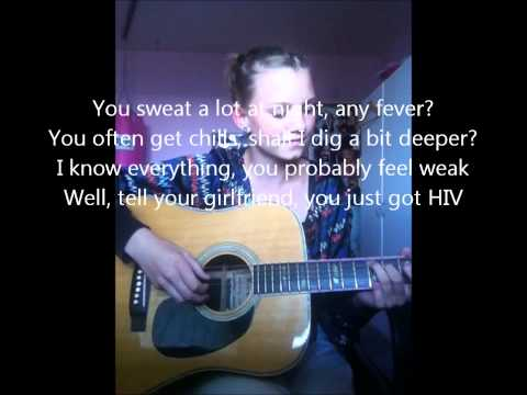 HIV  Heidi Pihl Lyrics