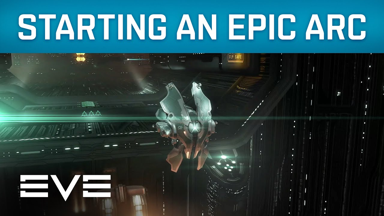EVE Online   Academy- Starting an Epic Arc