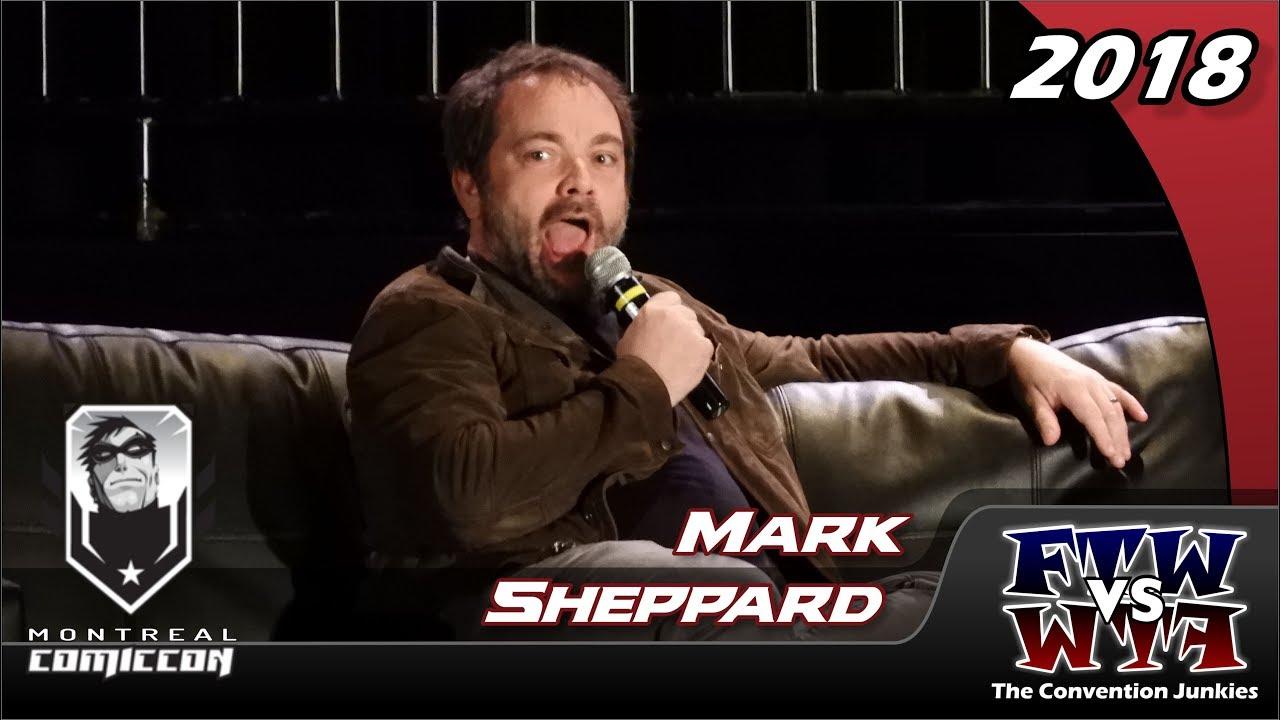 Watch Mark Sheppard (born 1964) video