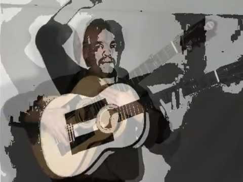JOSE SERVIOLES guitariste gitan. (reproduiction interdite)