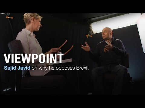 UK Secretary of Business on why he opposes Brexit | VIEWPOINT