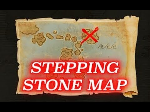 One Piece World Seeker Stepping Stone Map Find The Treasure At The Map S Location Youtube