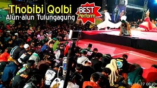 Video FULL Thobibi Qolbi - Gus Ali Gondrong Mafiasholawat download MP3, 3GP, MP4, WEBM, AVI, FLV Oktober 2018