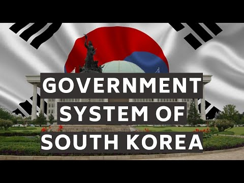 Government System of South Korea