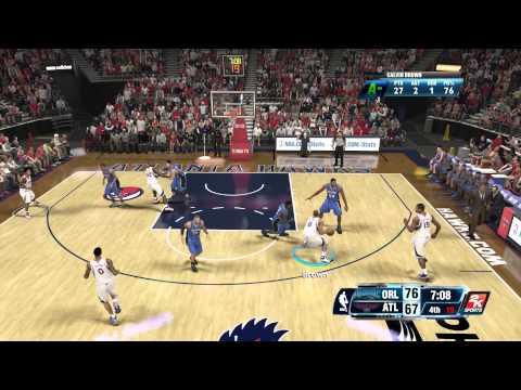 NBA 2K14 MY CAREER!!! ELTON BRAND AND AL HORFORD LET DOWN