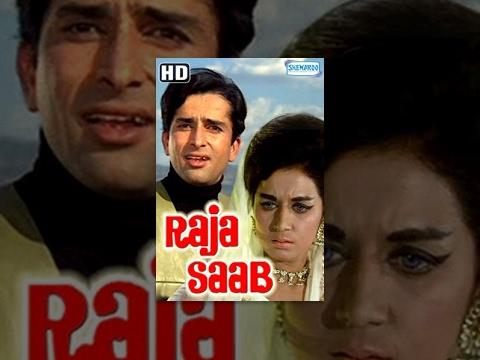 Raja Saab {HD} - Hindi Full Movie - Shashi Kapoor, Nanda - Bollywood Movie