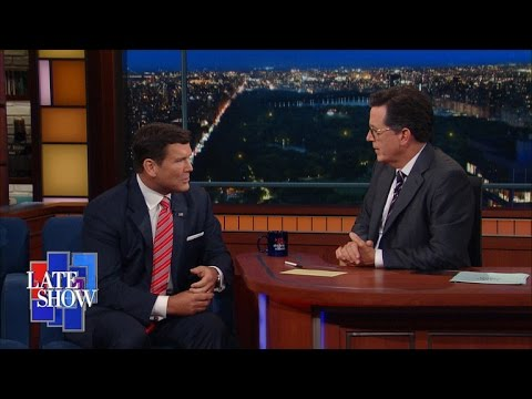 Bret Baier Defends Fox News Chairman Roger Ailes