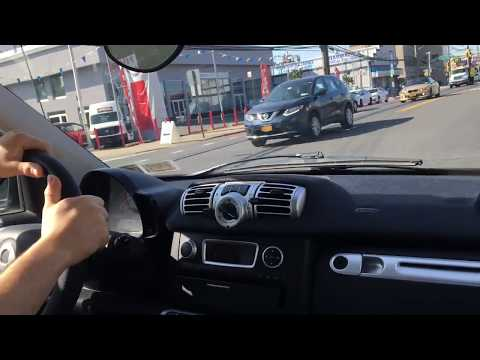 Smart ForTwo POV Drive And Chat.