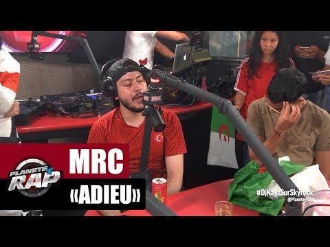 Youtube: MRC«Adieu» #PlanèteRap