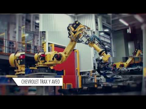 General Motors de México: Complejo San Luis Potosí