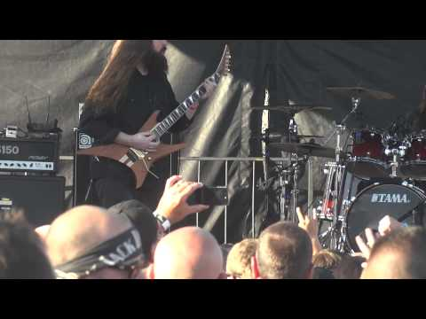 All That Remains - The Last Time (Live: Las Vegas 2012) HD