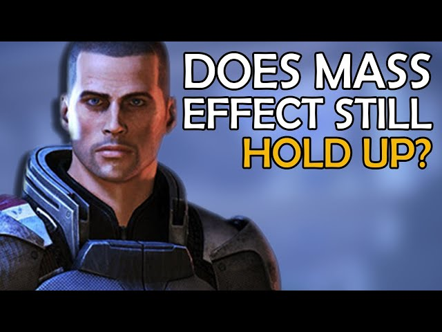 Does Mass Effect still hold up? | Review | DrLevelUp