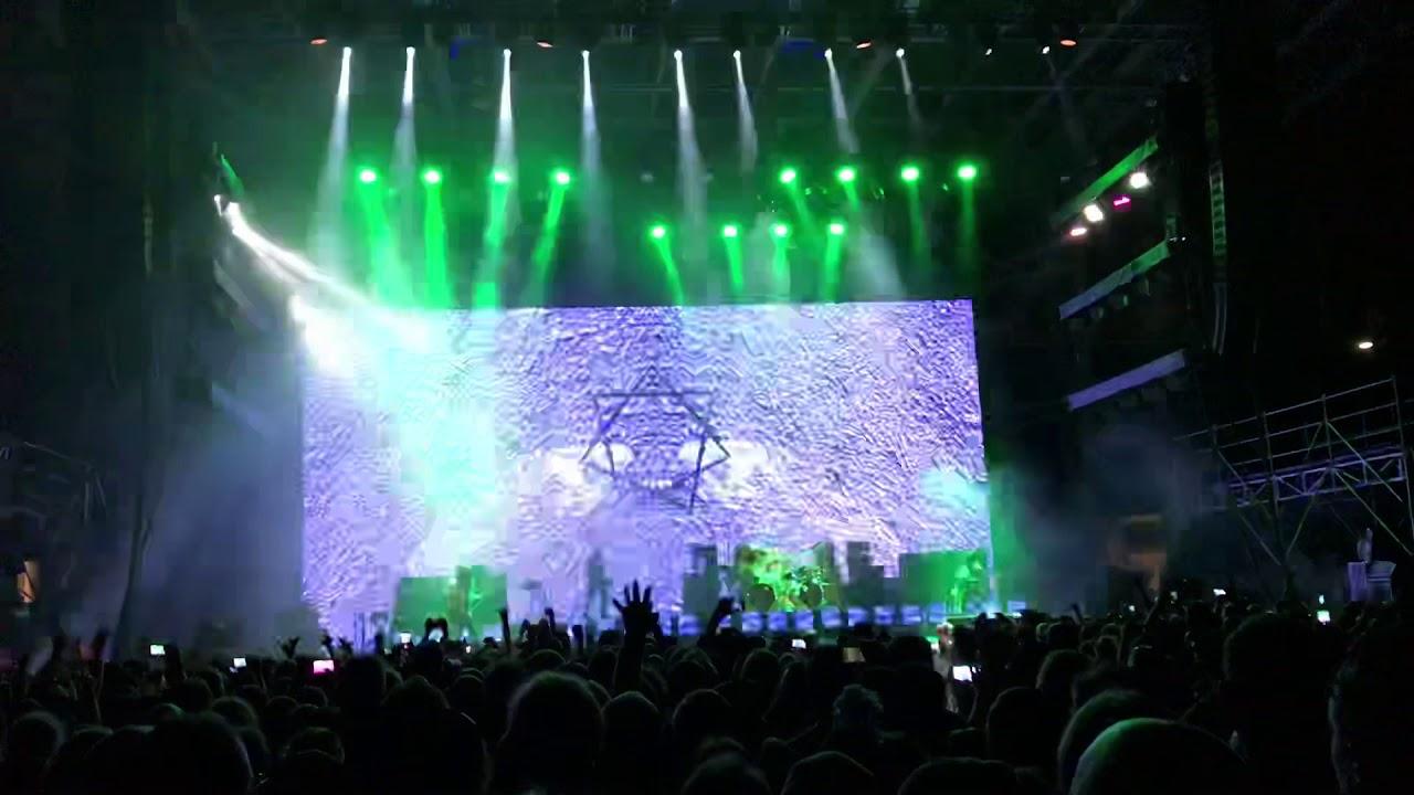 Tool - Stinkfist live - Rock on the Range 2018