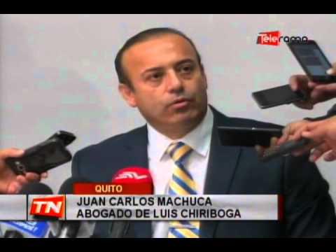 Luis Chiriboga renunció a la Federación Ecuatoriana de Fútbol