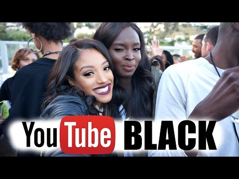 YouTube Black Event pt 1  #youtubeblack