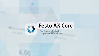 Festo Automation Experience   Condition monitoring for components and machines