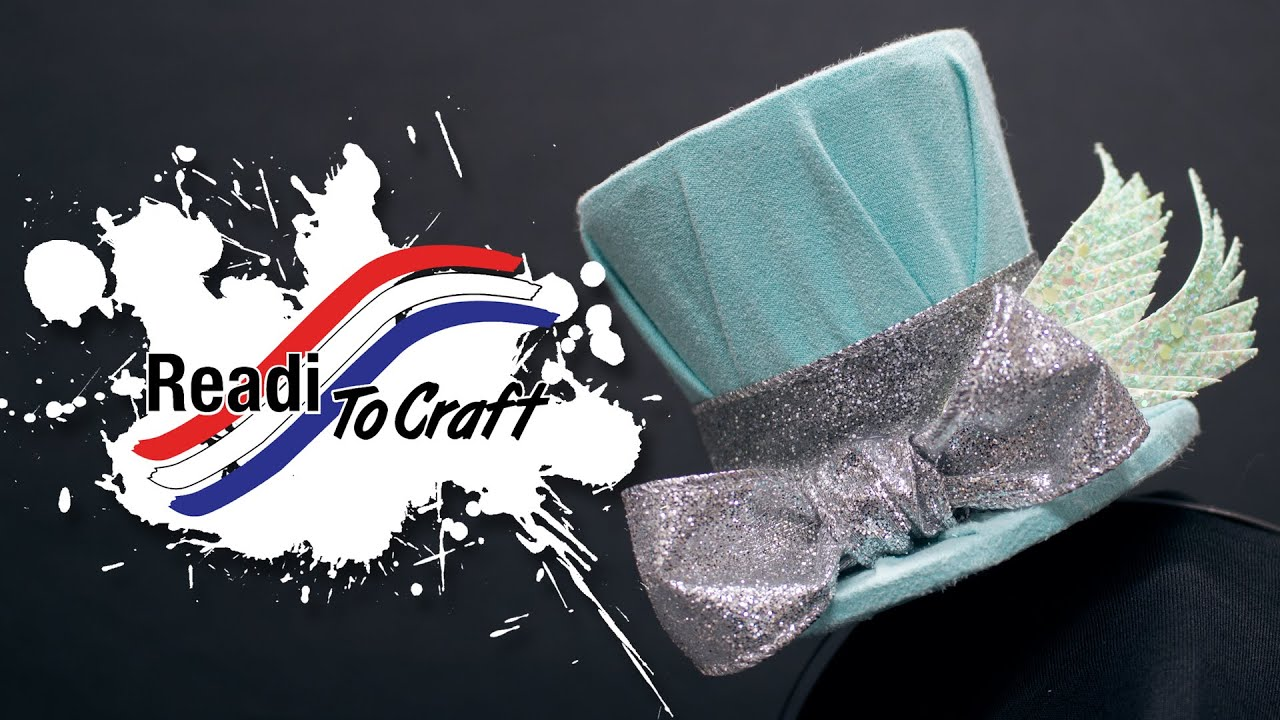 Readi to Craft: Mini Hat