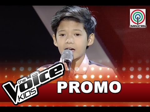 """The Voice Kids Philippines 2016 Blind Audition Teaser: """"The Search Is Over"""" by Justine"""