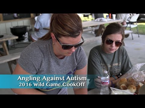 2016 Angling Against Autism on Castin' Cajun