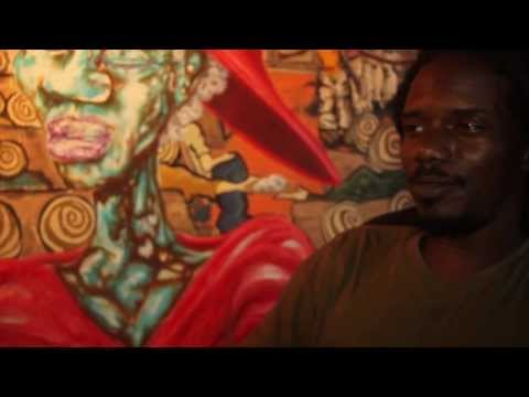 Baba Nochi At Niburu Cultural Art Gallery (Atlanta, GA)