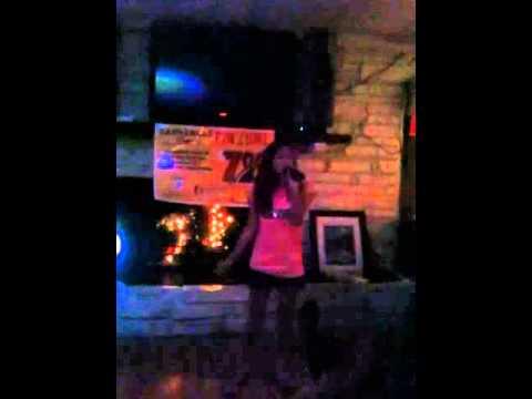 Alyssa VA beach karaoke
